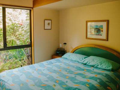 Double Bedroom with Fabulous Bush Views